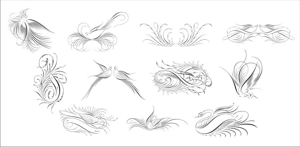 векторные картинки для coreldraw