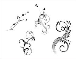 ВЕКТОРНЫЙ клипарт, векторные рисунки - CDR + JPG